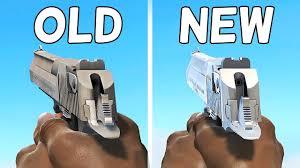 <b>CS</b>:<b>GO</b> - Original vs. Reanimated All <b>Weapons</b> Comparison 4K 60FPS