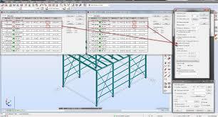Interaction Ratio Steel Design Steel Design Method 1 Vs 2 Interaction Parameter Different