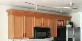 kitchen moldings: update builder grade cabinets fast without painting