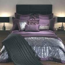 kylie minogue at home luxury bedding interior design journalyellow grey and purple duvet cover covers purple