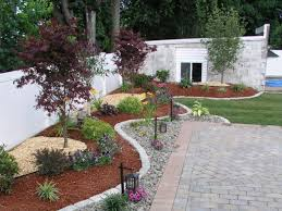 front yard garden ideas. Beautiful Yard Landscapes Lawn And Landscape Ideas Landscaping Your Home Creative Front Garden N