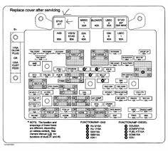 04 escalade air suspension compressor relay location fixya 2003 cadillac escalade cigarette lighter fuse at 2004 Escalade Fuse Box
