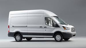 ford van. ford thinks big with new cargo van