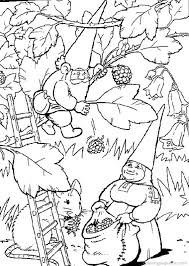 Small Picture Gnome Printable David the Gnome Coloring Pages 12 Free