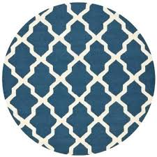 round teal rug appealing round teal rug innovative decoration navy 6 ft x round area rug
