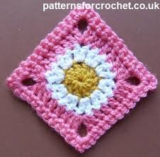 Easy Crochet Granny Squares Free Patterns Mesmerizing Free Crochet Pattern A Simple Granny Square Usa