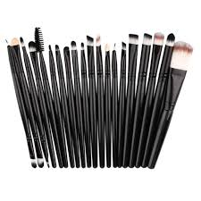 amazon osloon makeup brushes 20 pieces professional face eye shadow eyeliner foundation blush lip powder concealer brush set multi functional cosmetic