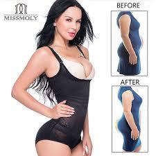 New <b>Women Body Shaper</b> Waist Trainer <b>Slimming Underwear</b> ...