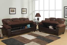brown sofa sets. Gabe Brown Leather Sofa And Loveseat Set With Storage Sets F