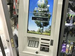There is likely a bitcoin atm near you right around the corner! What S Up With Those Bitcoin Atms Gothamist