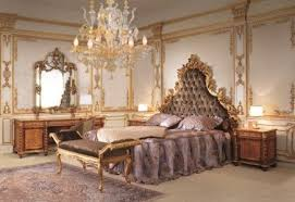 italian capitone bedroom in baroque style clic furniture and clical interior design ideas