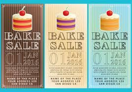 bake pattern vector art stock bake flyers