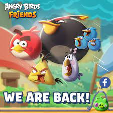 Dear flockers! The connection error... - Angry Birds Friends