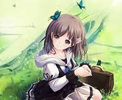 Cute Anime Girl Wallpaper Full Hd ...