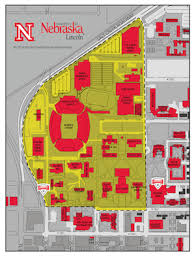 Nebraska Cornhuskers Stadium Seating Chart Football Game Day Stadium Halo Policy Business Finance