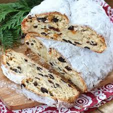 Best German Christmas Stollen Christstollen The Daring Gourmet