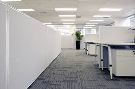 open office cubicles. Photo Of Open Office With Cubicles (Custom)
