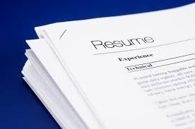 Resumes Us News