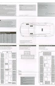 2013 ml 63 amg fuse guide enclosed mbworld org forums it was located neatly folded inside fuse box under rear passenger seat under carpet