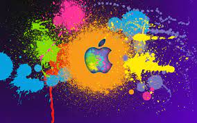 Apple HD 4K Desktop Wallpapers ...