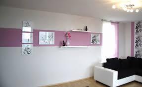 Wand Streifen Streichen Abkleben Beste Technik Acryl Tolle Wände