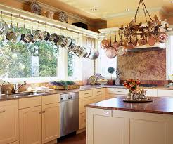 how to store pots and pans in a small kitchen