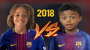 xavi simons vs shane kluivert ○ future of barcelona ○ hd  xavi simons vs shane kluivert 2018 ○ future of barcelona ○ hd