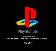 sony playstation 1 logo. playstation 1 original console sony logo