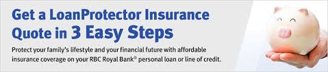 Life And Disability Insurance Quotes LoanProtector Insurance Quote RBC Royal Bank 84
