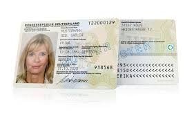 Card German - Personalausweisportal Id