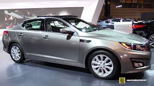 kia optima interior 2015. Simple Interior 2015 KIA Optima EX  Exterior And Interior Walkaround Chicago Auto  Show YouTube Inside Kia M