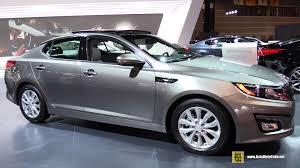 kia optima 2015 ex premium package. Brilliant Optima 2015 KIA Optima EX  Exterior And Interior Walkaround Chicago Auto  Show YouTube On Kia Ex Premium Package