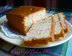 Carrot Pound Cake Masak Masak