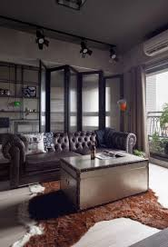 Interior Design: Bachelor Marvel Apartment Design - Apartments