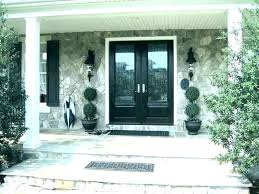 glass entry door security double front door security double front doors with screens double front doors