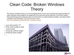 windows theory essay broken windows theory essay