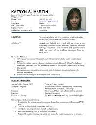 Filipino Nurse Resume Sample New Example Resume For Nurses Examples