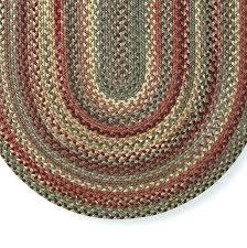 ll bean doormats leaf pattern brilliant runner rug straw multi beans braided wool oval indoor rugs