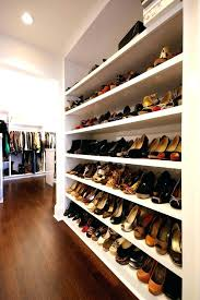 diy shoe rack for closet shoe rack for closet magnificent shoe rack decorating ideas for closet