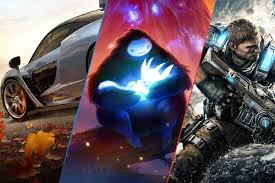 Top Ten Xbox 360 Games Chart Best Xbox One Games 2019 Our Top Must Play Titles For