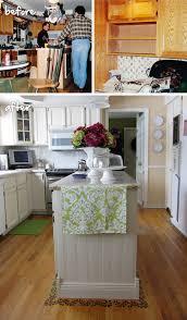 diy kitchen furniture. DIY-Kitchen-Before-and-After.jpg Diy Kitchen Furniture R