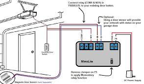 garage door sensor circuit diagram luxury craftsman garage door opener wiring diagram fresh garage door safety
