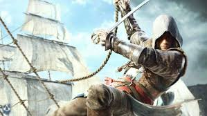 ins creed black flag video