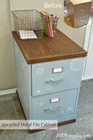 restoring old metal filing cabinet furniture diy office desk with