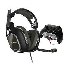 motorola nfl headset. astro gaming a40 tr headset + mixamp m80 - black/olive xbox one disc motorola nfl d