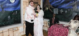 zombie themed wedding package in las vegas Zombie Wedding Decorations zombie home · wedding packages · themed weddings zombie wedding supplies