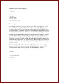 Immediate Resignation Letter Due To Health With Dole Plus Effective