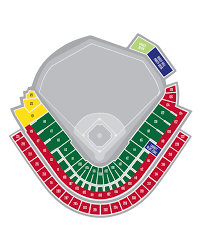 Buffalo Bisons Field Seating Chart Sahlen Field Seating Diagram Box Office Bisons