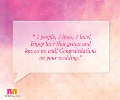 Wedding Wishes Quotes Extraordinary Marriage Wishes Quotes 48 Beautiful Messages To Share Your Joy