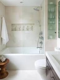 ... Bathtubs Idea, Deep Bathtubs For Small Spaces 4 Foot Bathtub Original  Yanic Simard Neutral Bathroom